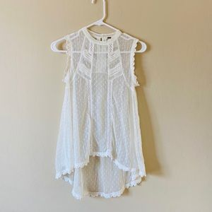 Free People Woven Blouse